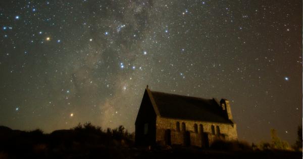 僕のニュージーランド旅行記、南天の星空を求めて(3)ーテカポと最高の星空編ー