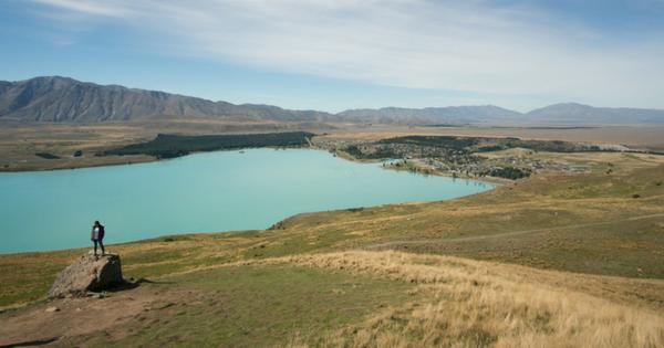 僕のニュージーランド旅行記、南天の星空を求めて(4)ーマウントジョン天文台とプカキ湖編ー