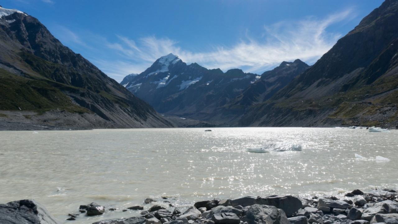 僕のニュージーランド旅行記、南天の星空を求めて(5)ーマウントクック、フッカーバレートレッキングコース編ー