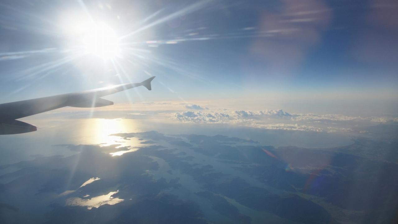 僕のニュージーランド旅行記、南天の星空を求めて(7)ーオークランド観光と帰りの飛行機編ー