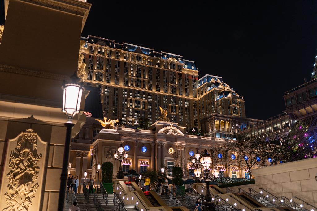 香港澳門旅行記2019 (4) カジノ巡り