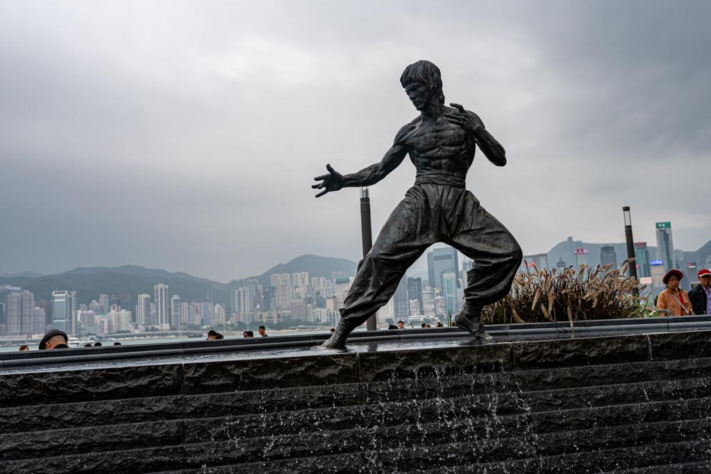 香港澳門旅行記2019 (6) ネイザンロード〜尖沙咀〜アベニュー・オブ・スターズ